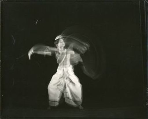 Herbert MATTER - Photography - Pravina, Indian Dancer, New York