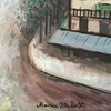 Elmyr DE HORY - Peinture - Homage to Utrillo
