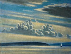 Valeriy NESTEROV - Painting - Nizhniy Tagil lake