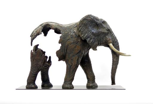 Pierre-Jean CHABERT - Escultura - Cameroun