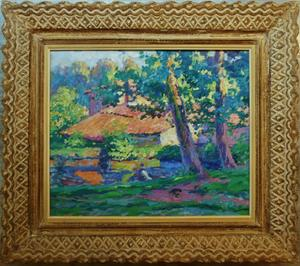 Charles Théodore BICHET - Gemälde - Achète et recherche ce peintre en permanence