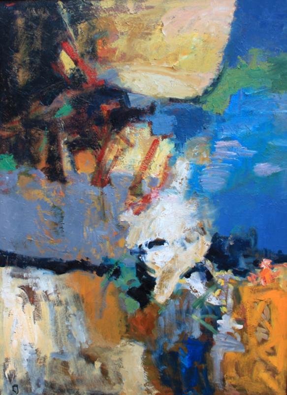 Levan URUSHADZE - Peinture - Composition # 72