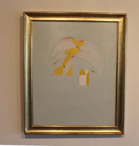 Gaston BERTRAND - Pittura - Immateriel