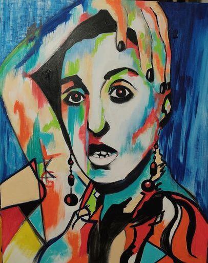 Katie GUITTARD - Peinture - ROSSY DE PALMA 1