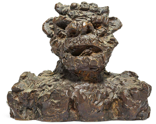 安德烈•马松 - 雕塑 - Le minotaure