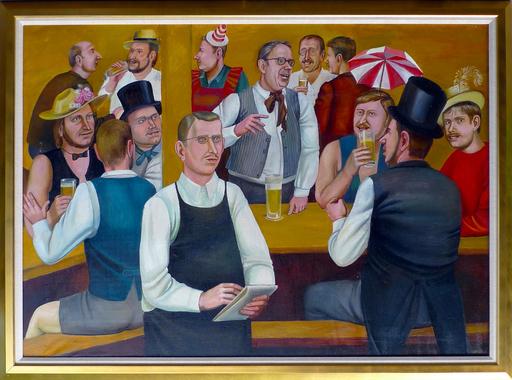 "Tatiana NAZARENKO - Pintura -  ""Himmelhart"""