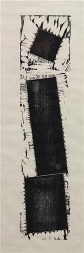Joel SHAPIRO - Print-Multiple - Untitled (Couples)