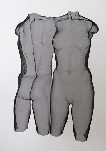 David BEGBIE - Sculpture-Volume - Wontu