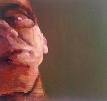 Robert DRAGOT - Painting - Mister Ismail Kadaré