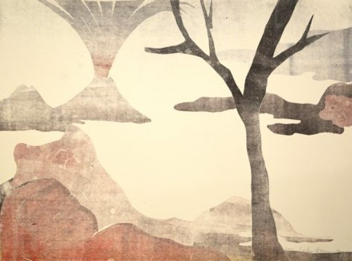 Leiko IKEMURA - Print-Multiple - Paisajes con el monte Fuji 13