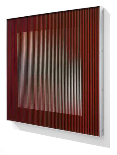 Carlos CRUZ-DIEZ - Pittura - Physichromie 1151