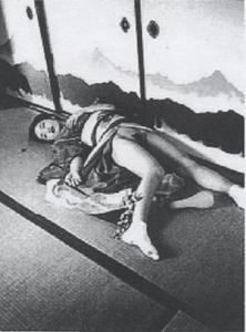 荒木经惟 - 照片 - Mythology 1