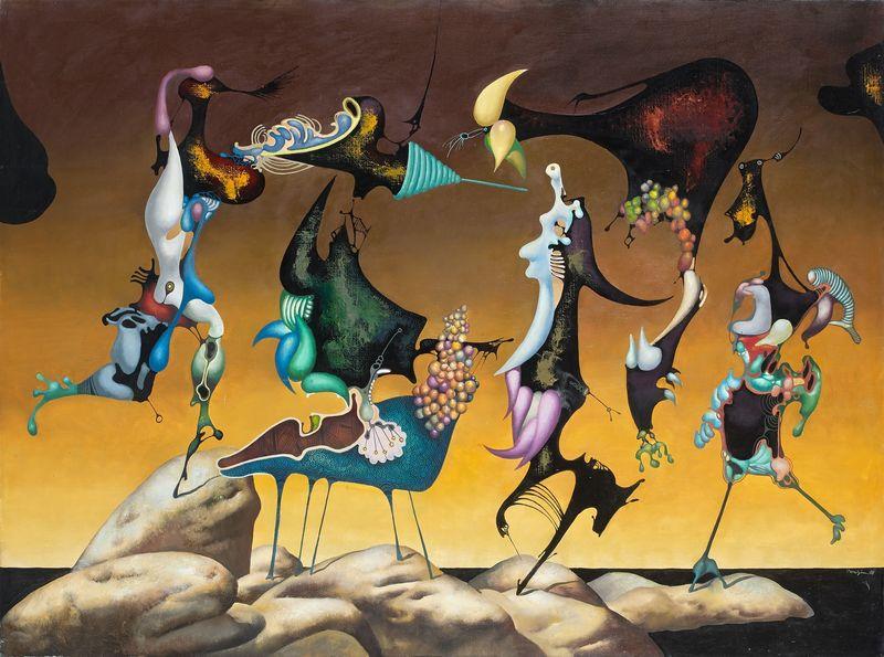 Jules PERAHIM - Pintura - Au Bord de la Mer Noire