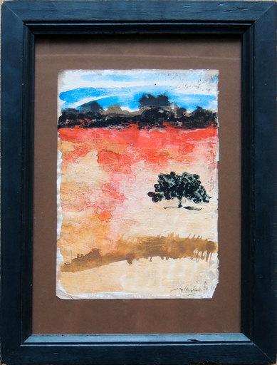 Carlo MATTIOLI - Gemälde - Paesaggio