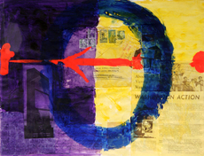 Joseph GRAU-GARRIGA - Painting - Washington Action