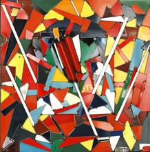 Fernando DA COSTA - Sculpture-Volume - Multicolore