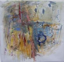 Christine Ange LEFEVRE - Peinture - New 1