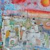 Eric CHOMIS - Painting - La-Comédie-de-Paris-
