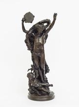 Jean-Baptiste CARPEAUX - Escultura - Le génie de la danse