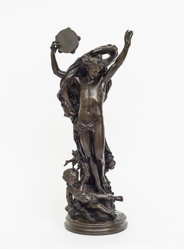 Jean-Baptiste CARPEAUX - Sculpture-Volume - Le génie de la danse