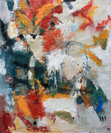 Levan URUSHADZE - Painting - Composition # 54