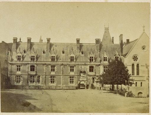 Médéric MIEUSEMENT - Fotografia - Chateau de Blois