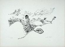 安德烈马松 - lithographie erotique