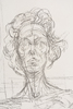 Alberto GIACOMETTI - Stampa Multiplo - Nude with Flowers | Nu aux fleurs