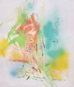 Nicole LEIDENFROST - Gemälde - Art to go