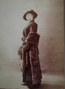 Léopold Émile REUTLINGER - Fotografia - Marie Thérèse PIERAT - Actrice - (1883 - 1934)