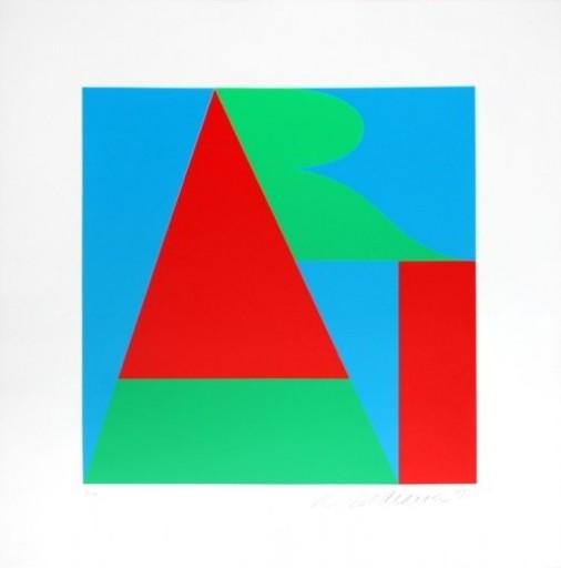 Robert INDIANA - Print-Multiple - The Bowery Art