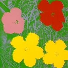 Andy WARHOL - Print-Multiple - Flowers