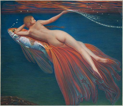 Richard MÜLLER - Dessin-Aquarelle - Perlen