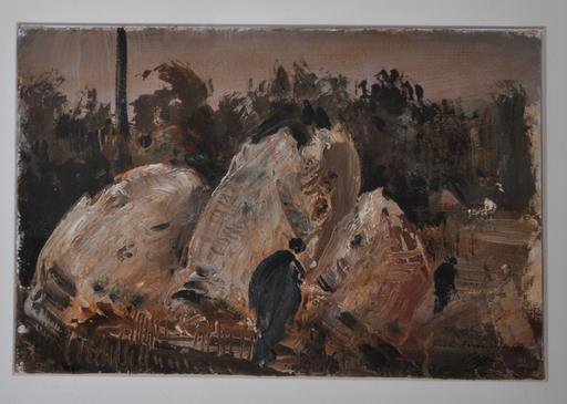Pietro ANNIGONI - Pintura - Paesaggio