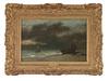 Jules DUPRÉ - Painting - Bord de Mer