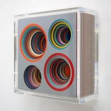 Jürgen PAAS - Sculpture-Volume - POPPLANET_silber