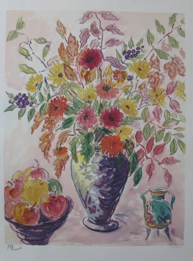 Madeleine ROUART - Print-Multiple - Bouquet De Autome
