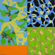 Jacques BOSSER - Pintura - Buki, 2006