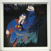 安迪·沃霍尔 - 版画 - Superman from Myths F&S II.260