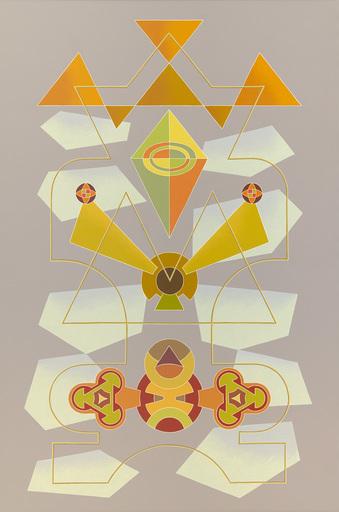 Enrique Rodriguez GUZPENA - Painting - Ramo de noviembre