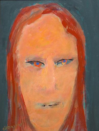 Douglas THOMSON - Painting - Innocent