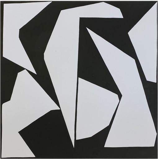 Ulla PEDERSEN - Pittura - Cut-Up Paper 2007