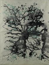 Eugene Gustavovitch BERMAN - Dibujo Acuarela - abstract 1