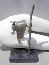 Salvador DALI - Sculpture-Volume - Persistence of Memory