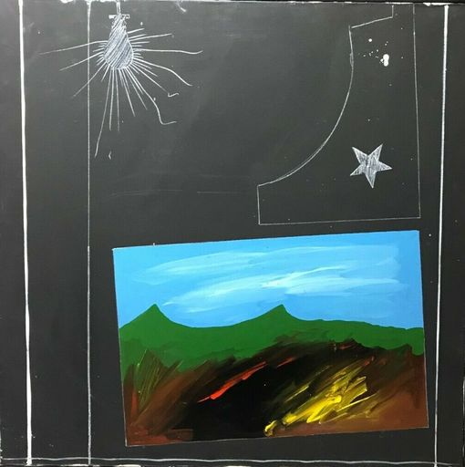 Franco ANGELI - Peinture - Aula Scolastica