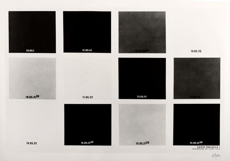 Antoni MIKOLAJCZYK - Fotografie - Light Record I