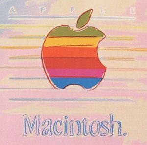 Andy WARHOL, Apple Macintosh