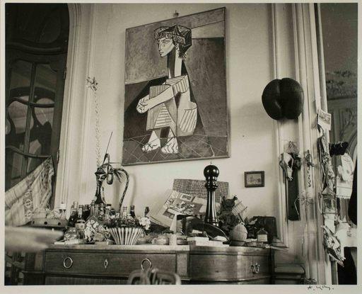 André VILLERS - Photo - Atelier de Picasso à La Californie