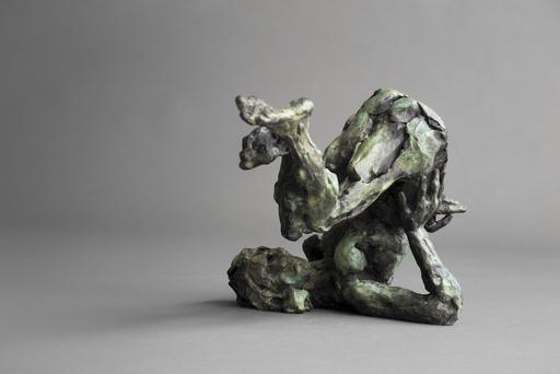 Richard TOSCZAK - Scultura Volume - Somersault - Untitled No 50 1/8
