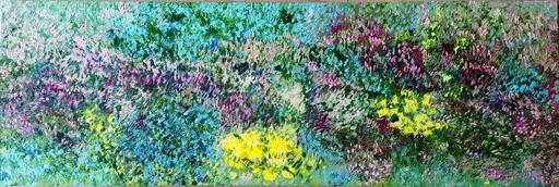 Elina BILOUS - Gemälde - The scent of adventure